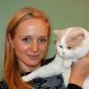 Выставка кошек 2009 - владельцы и их кошки