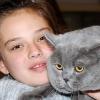 Выставка кошек 2011 - владельцы и их питомцы